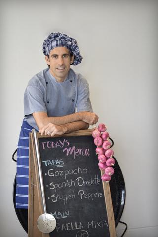 Our Chef, Jon Ingunza
