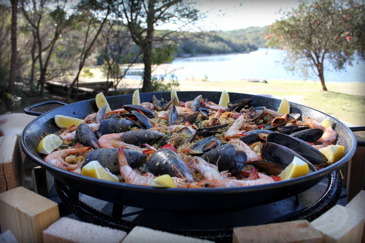Paella catering, Manly