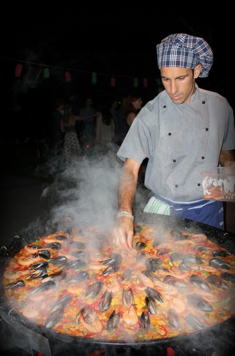 Spanish catering