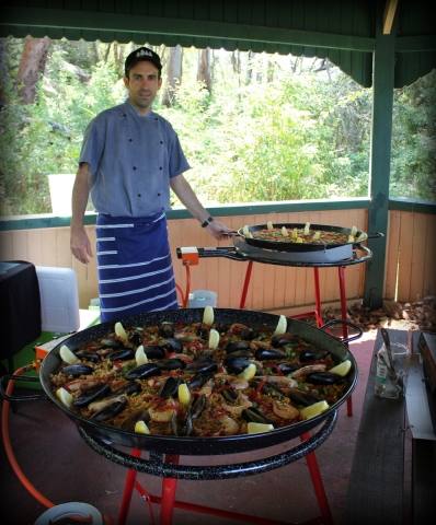 Paella for corporate