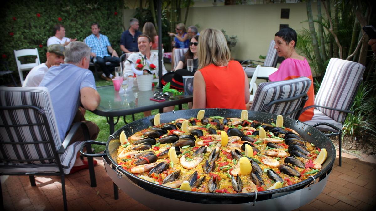 Paella Catering Sydney