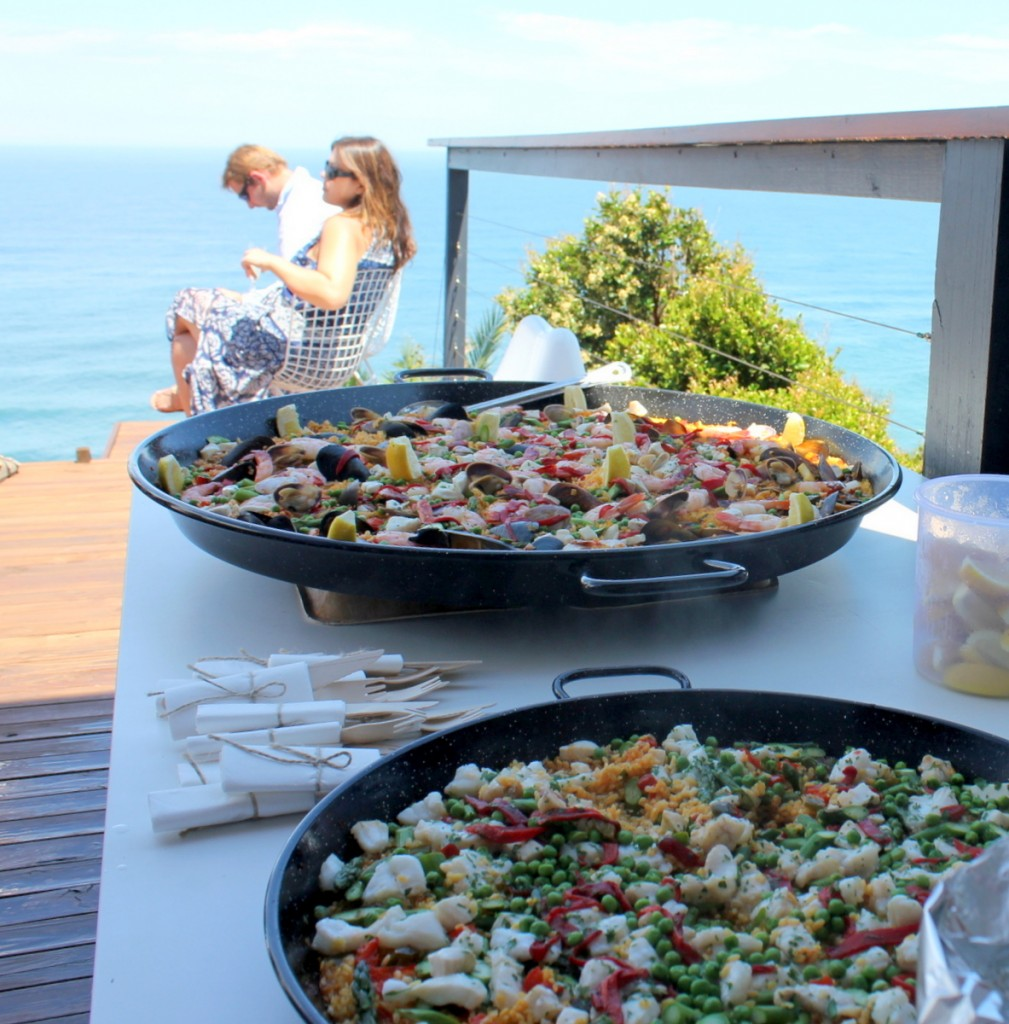 paella for weddings