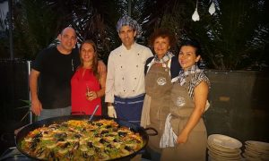 Paella Catering in Collaroy.