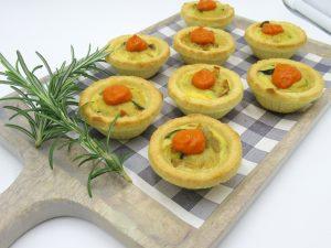 Vegetarian tarts